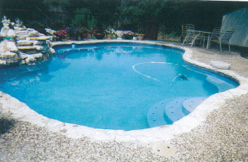 06 c after cinderella pool replastering
