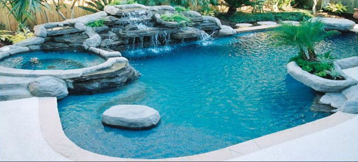Exceptional Cinderella Pools | San Antonio TX In Ground Gunite Swimming Pool ...